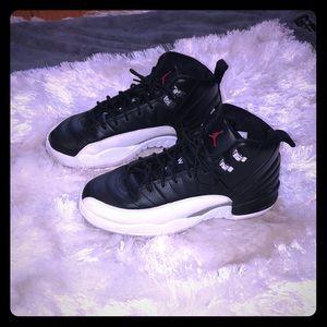 Jordan 12 Retro playoffs